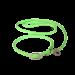 Wolters | Moxonleine K2 in Neon Lime | Nylon,grün 1
