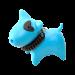 Wolters | PicoBello Gassi-Box in Aqua/Schwarz | Kunststoff,schwarz,blau 1