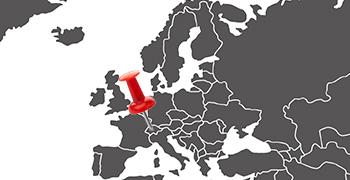 Weltkarte Schweiz