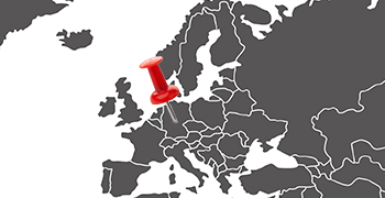 Weltkarte Deutschland