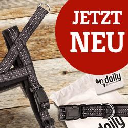 Daily Halsbänder, Leinen & Geschirre