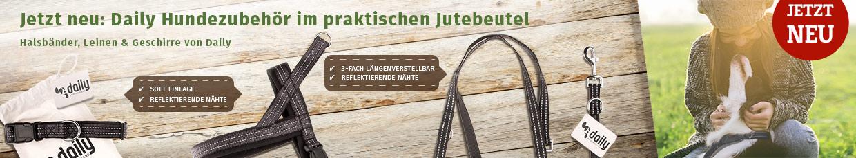 Daily Hundezubehör - Halsbänder, Leinen & Geschirre