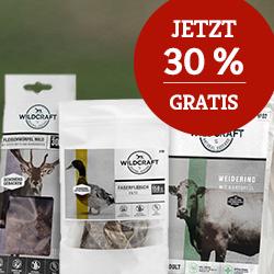 Wildcraft 30% Erstbestelleraktion