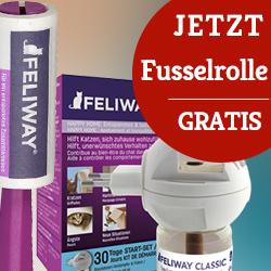 Feliway Ceva Fusselrolle gratis