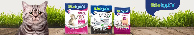 Biokat's Katzenstreu