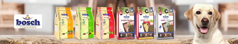 Bosch Trockenfutter für Hunde