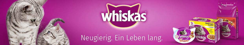Whiskas - Ein Leben lang