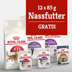 Royal Canin Mischfütterungsaktion auf ausgewählte Sorten