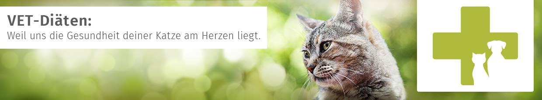 Vet-Diäten Katze
