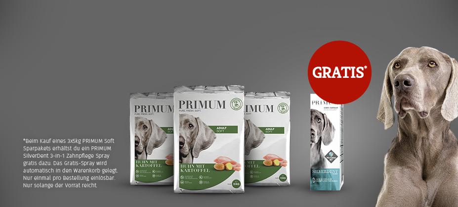 3x5kg PRIMUM Sparpaket bestellen