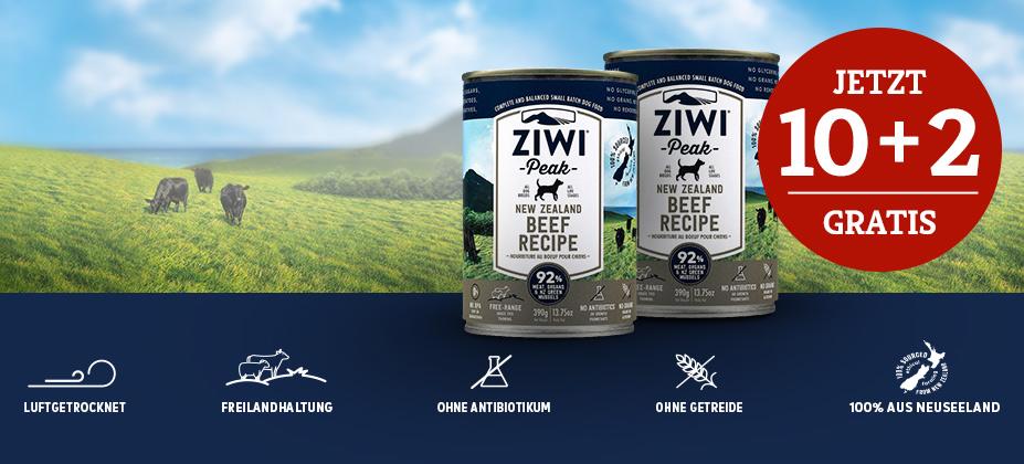 Ziwi Nassfutteraktion: