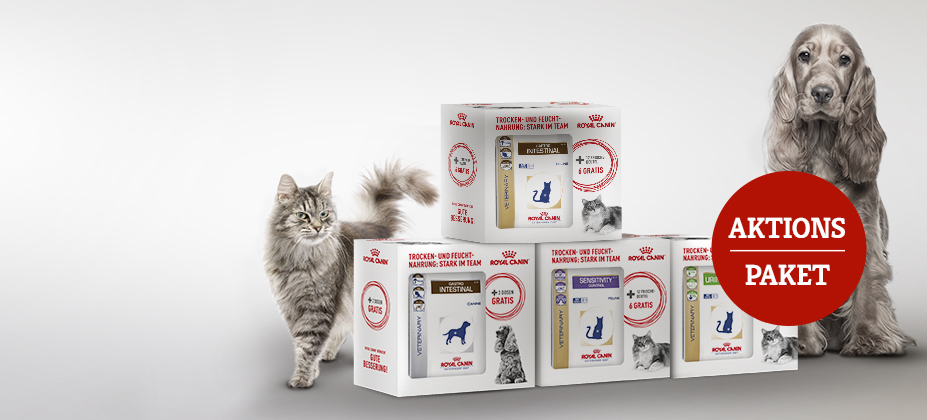 Royal Canin Veterinary Diet Mischfütterung