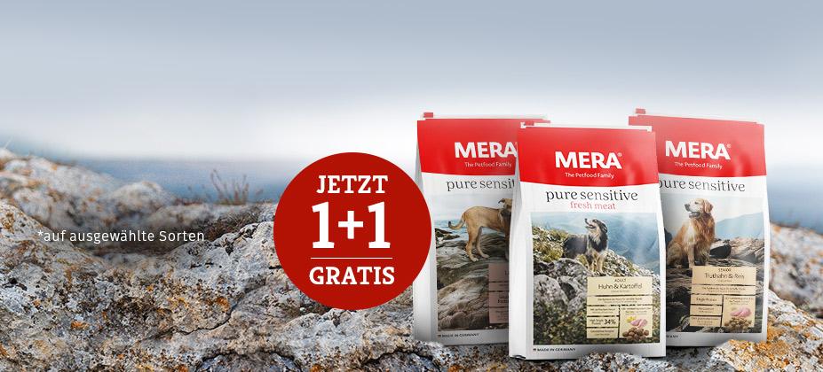 MERA 1+1 Aktion