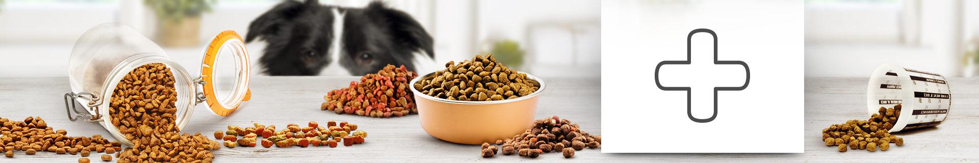 Diät Trockenfutter für Hunde