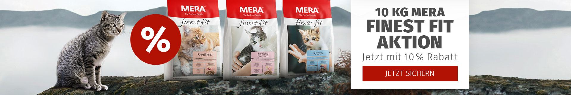 10kg Mera Finest Fit Aktion jetzt mit 10% Rabatt
