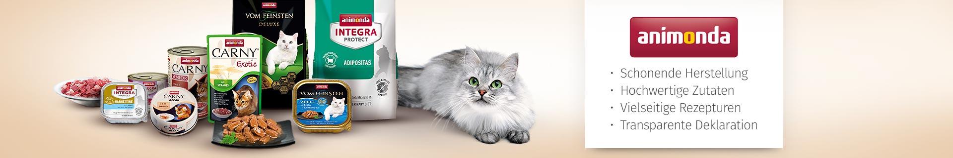 Animonda Katze