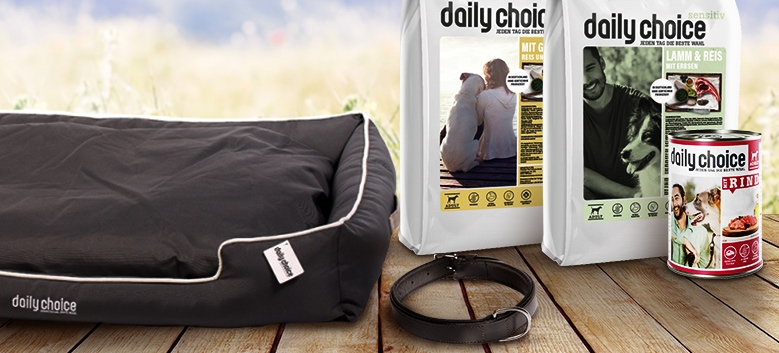 Zu allen daily choice Produkten