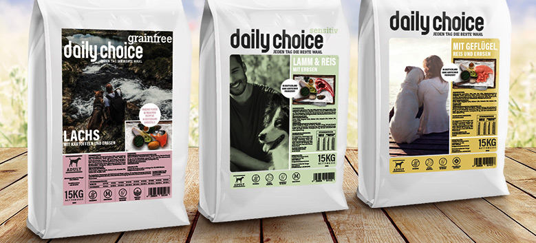Zu daily choice Trockenfutter