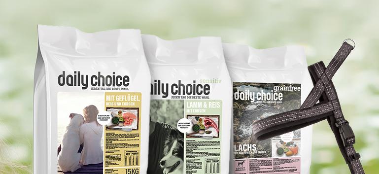 Zu allen Daily Choice Produkten