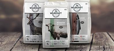 Wildcraft Trockenfutter für Hunde