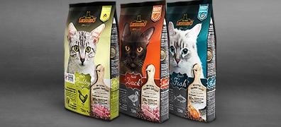 Leonardo Trockenfutter für Katzen