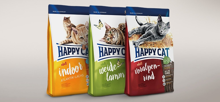 Happy Cat Supreme Sensible Trockenfutter für Katzen