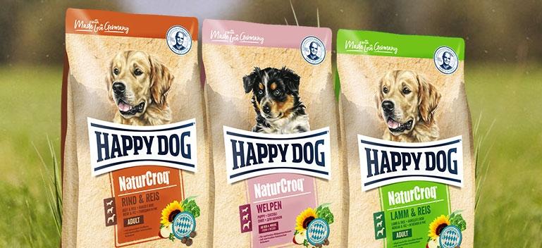 zu Happy Dog NaturCroq