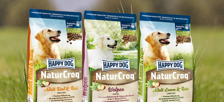 zu Happy Dog NaturCroq
