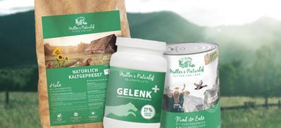 Zu allen Müller's Naturhof Produkten