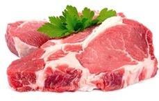 Außergewöhnlich viel Fleisch