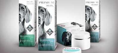PRIMUM SilverCare Hundepflege