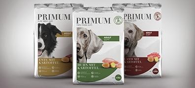 PRIMUM Softfutter Hund